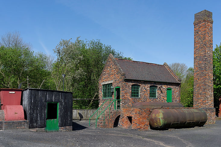 Black country living museum - coal mine