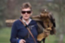 Jemima Parry-Jones MBE- international centre for birds of prey (ICBP)