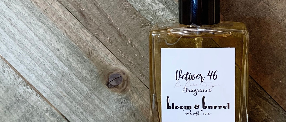 Vetiver 46 Fragrance