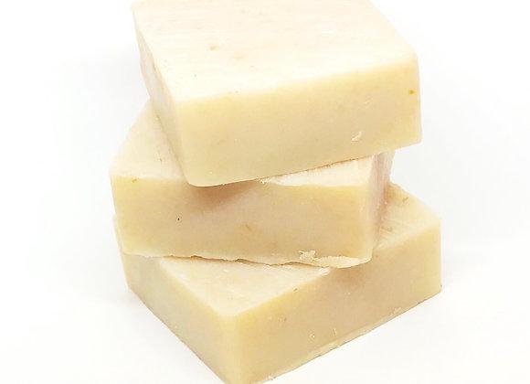 Coconut Milk Loofah Soap