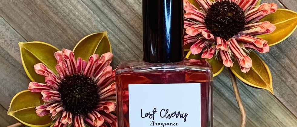 Lost Cherry Fragrance