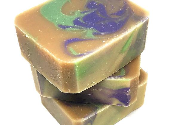 Eucalyptus Spearmint Beer Soap