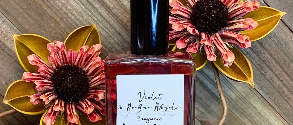 Violet & Amber Absolu Fragrance