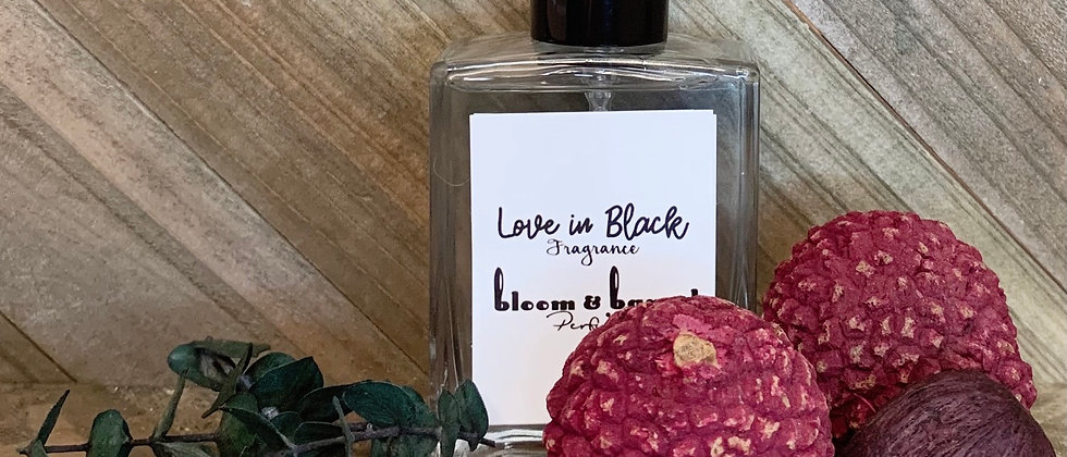 Love in Black Fragrance