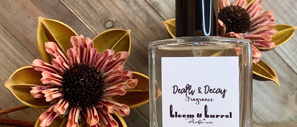 Death & Decay Fragrance