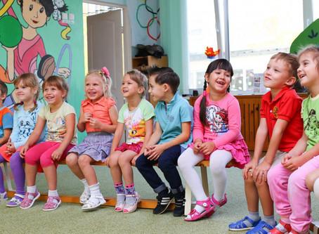 Ready, Set, Kinder! (Summer Group Tutoring)