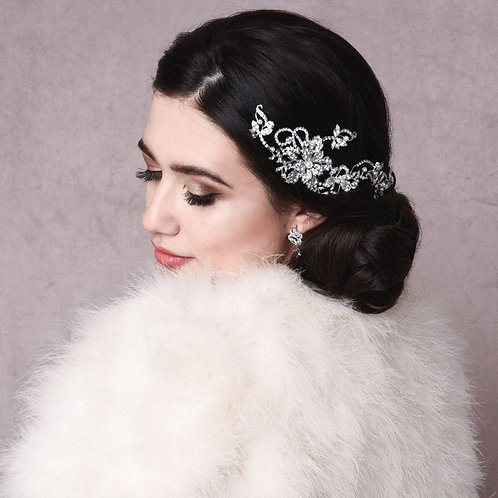 Beautiful Starlet Allure Headpiece, Vintage Wedding Hair Accessories, Available