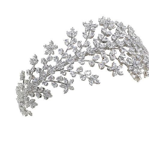 Beautiful Crystal Extravagance Headband, Bridal Accessories, Bridesmaid Hair, Br