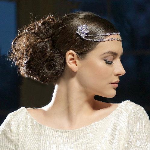 Beautiful Luxury Gatsby Style Headpiece, Bridal Accessories, Bridesmaid Hair, Br