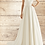Thumbnail: Beautiful Bridal Skirt, High Quality Chiffon Wedding Dress Skirt, Satin Lined