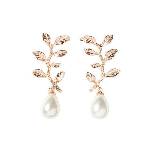 Delicate Vine Earrings