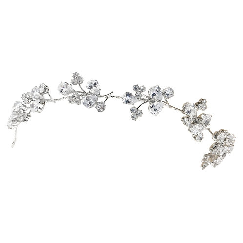 Glitzy Sparkle Hair Vine, Crystal Hair Vine, Wedding Hair Accessories, Available