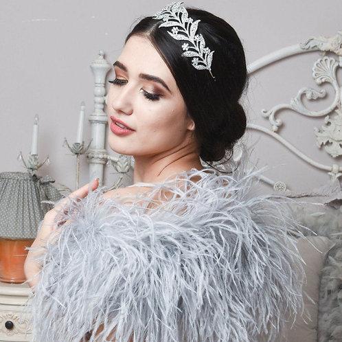 Beautiful Crystal Sparkle Headband, Bridal Accessories, Bridesmaid Hair, Bridal