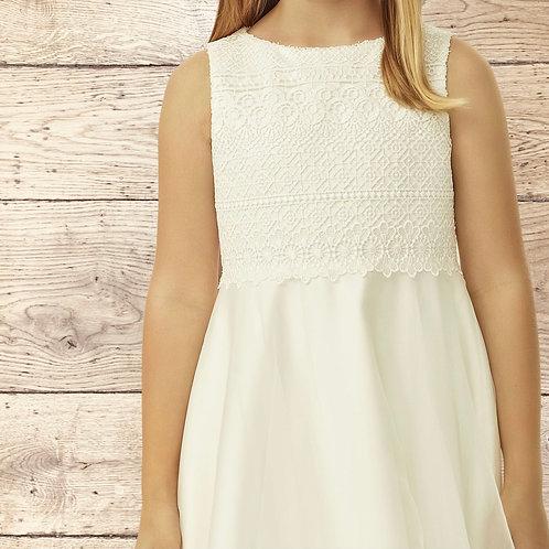 Beautiful Communion Dress, Flower Girl, Bridesmaid, Christening, High Quality Iv