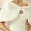 Thumbnail: Stunning Faux Fur Cape, Wedding Bolero, Bridal Cover Up, Brides, Bridesmaid, Fau