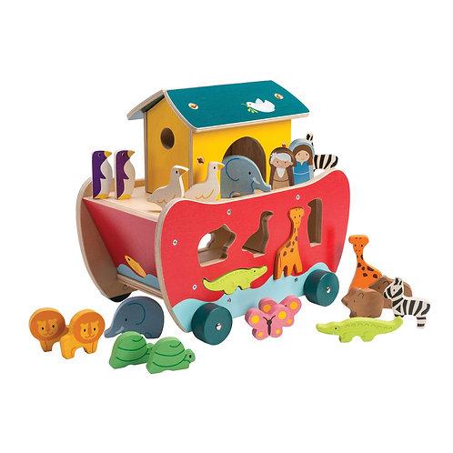 Noahs ark tender