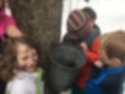 tapping maple tree.JPG