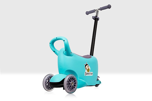 3-In-1 Beehive scooter (BLUE)