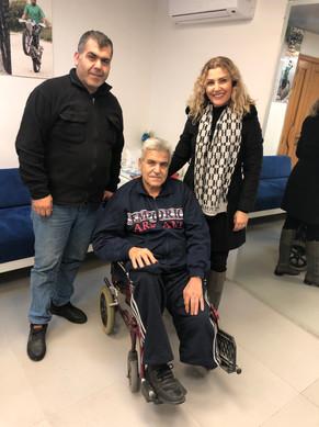 Dr. Charbel Tannouri, Charbel Merhej and