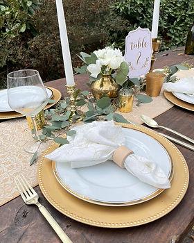 Wedding Rentals Service