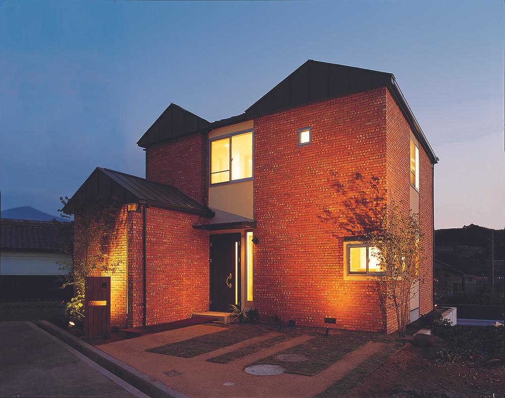 不動産 まちづくり モデルハウス デザイン 2 | facade