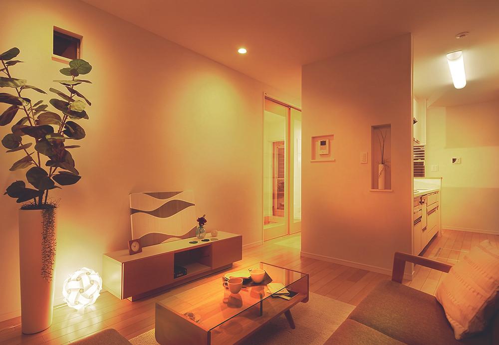 不動産 モデルハウス | living
