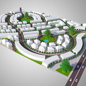 TOWN PROJECT @ Cambodia