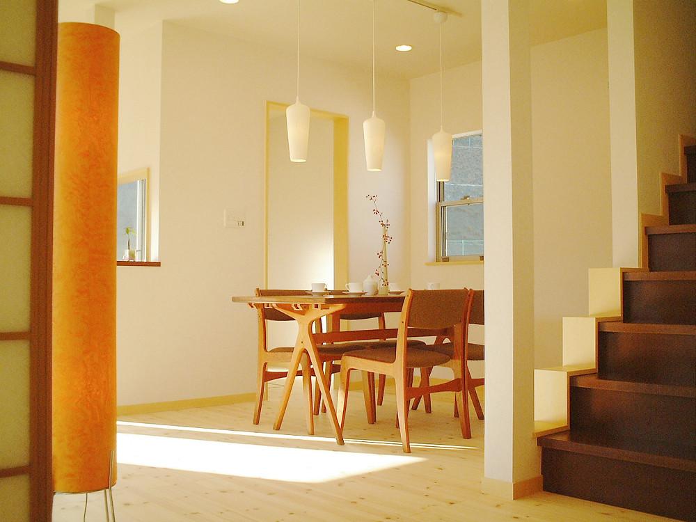 不動産 モデルハウス ダイニング 2 | interior coordination