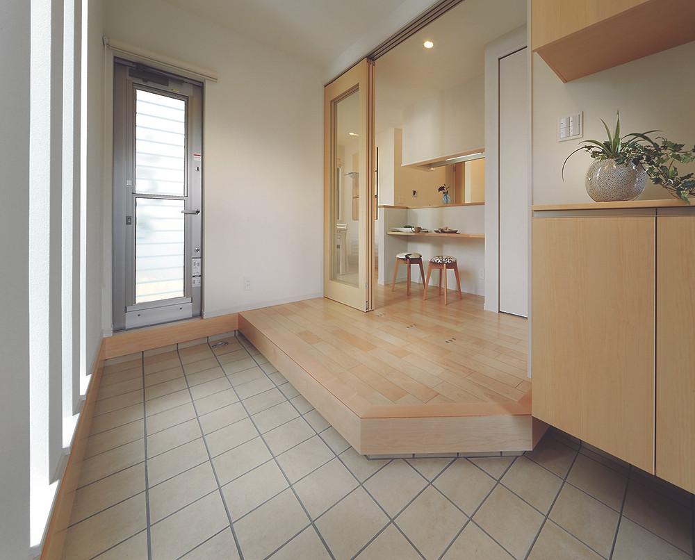 不動産 モデルハウス 玄関 1 | entrance