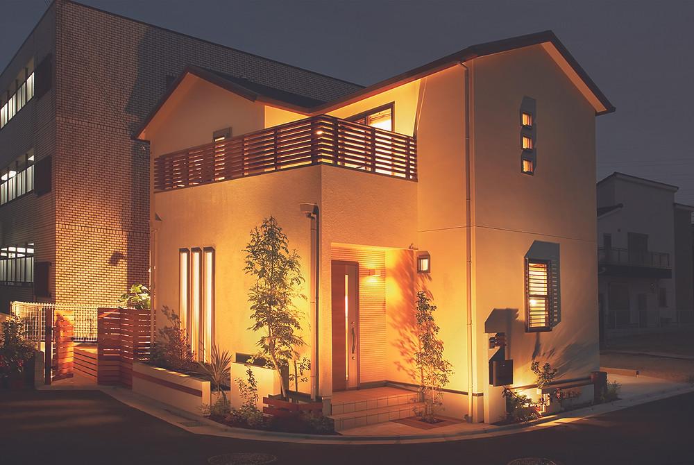 不動産 モデルハウス 外観 | facade