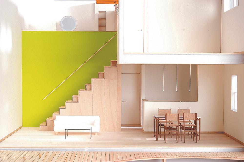 不動産 建築模型 5 | architectural model