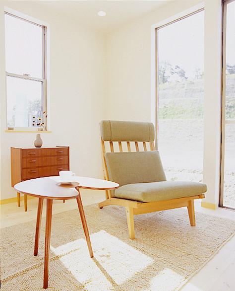 不動産 モデルハウス ヴィンテージ家具 | interior coordination