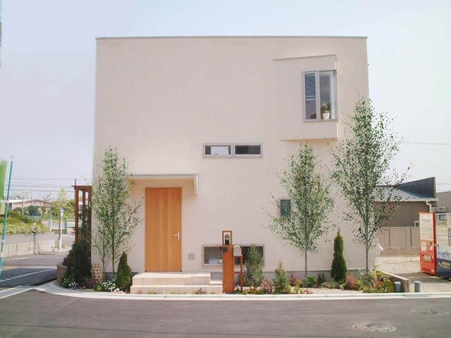 不動産 まちづくり モデルハウス デザイン 1 | facade