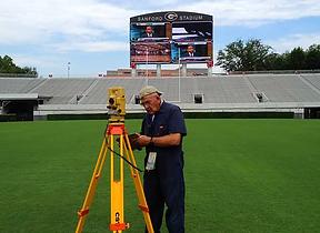 Civil Engineer Surveying