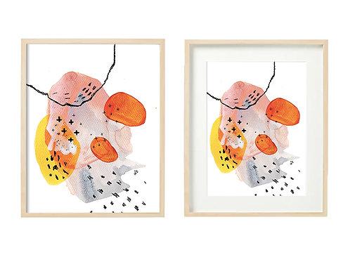 O3 Buoyant Spirit Series - Original Artwork Prints