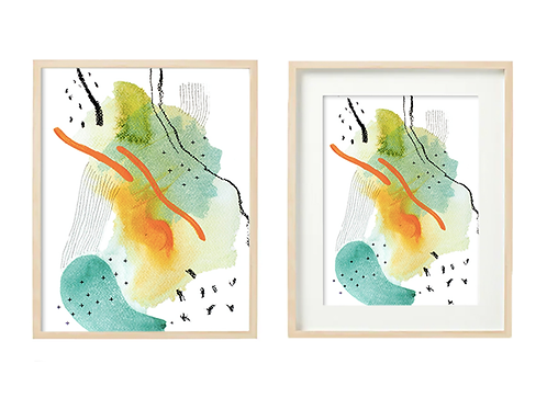 G3 Well-Being Series- Original Artwork Prints