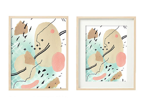 G10 Cotton Candy Series - Original Artwork Prints