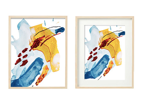 L1 September's Love Series - Original Artwork Prints