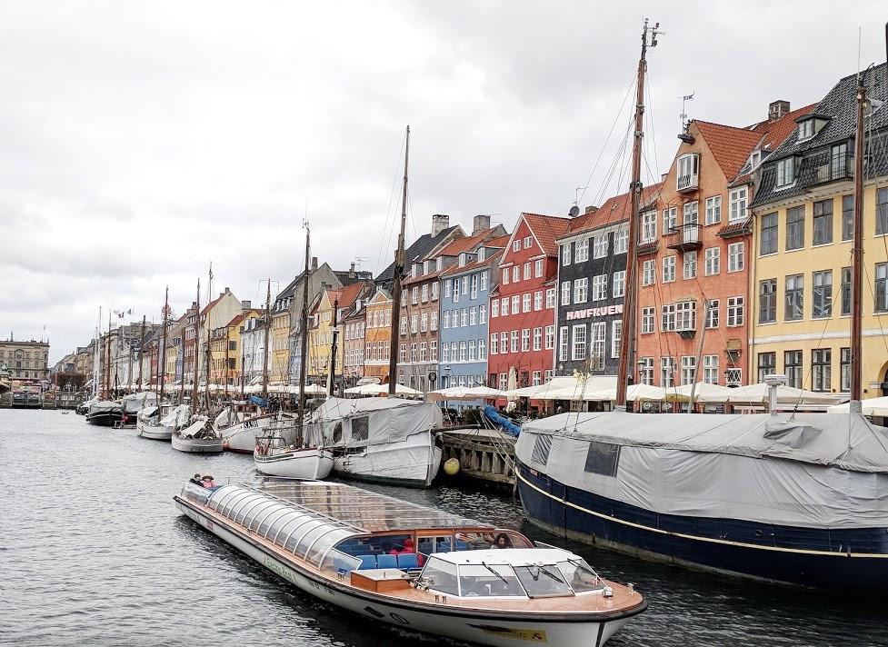 Nyhavn, Copenhagen, Denmark | September Khu