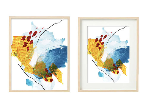 L2 September's Love Series - Original Artwork Prints