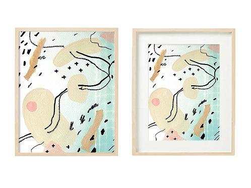 G9 Cotton Candy Series - Original Artwork Prints