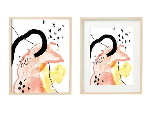 P7 Passion Drive Series - Original Artwork Prints