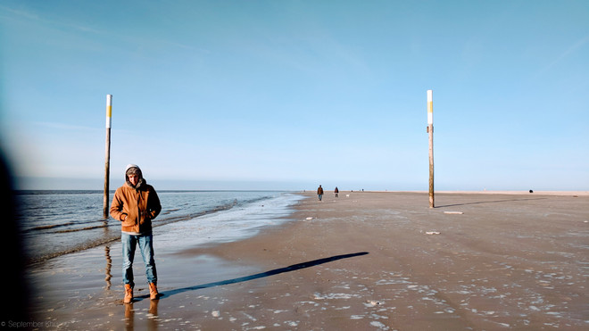 Thank you for your embrace, Sankt Peter Ording