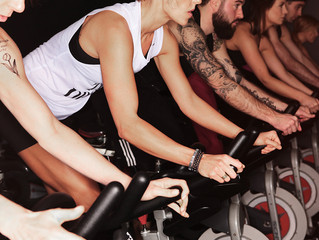 30 Thoughts Every Cyclist has During Spin Class