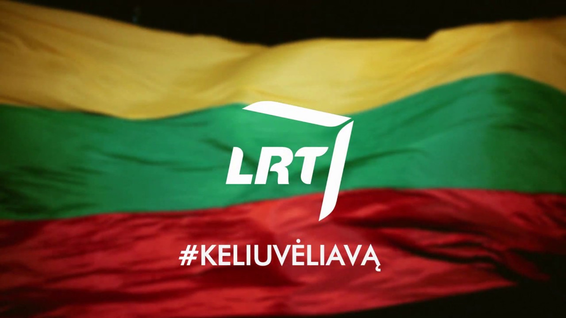 LRT - Keliu vėliavą