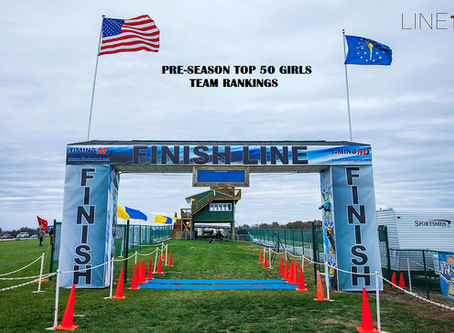 Indiana girls top 50 preseason teams!