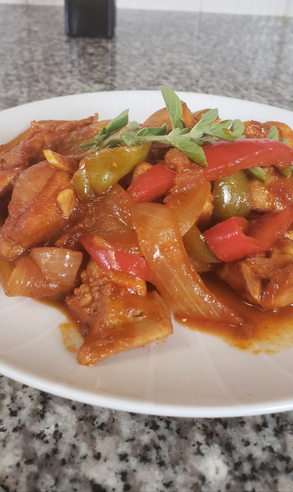 The Only Chicken Cacciatore Recipe You Will Ever Need!