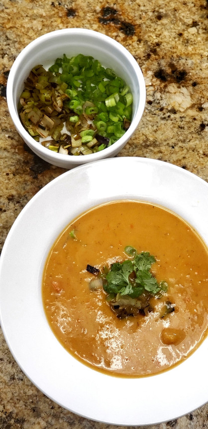THE GREATEST BUTTERNUT SQUASH BISQUE RECIPE OF ALL TIME! As seen on Daytime with Kimberly and Esteba