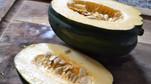 Stuffed Acorn Squash. Tex-Mex Style!