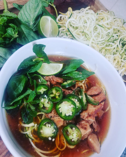 Pho On The Fly!